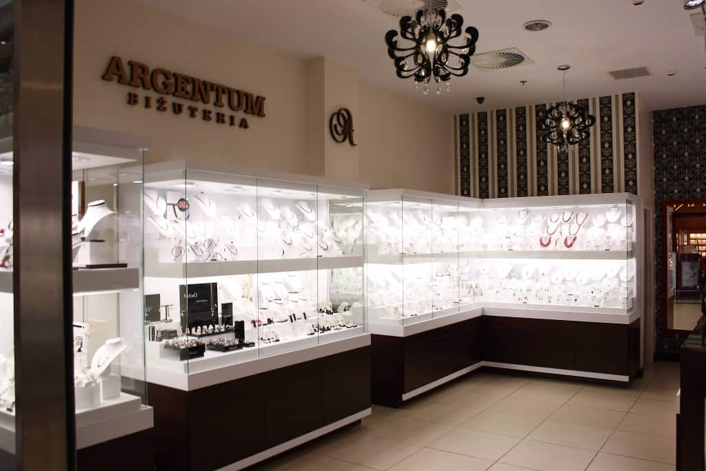 Salon Jubilerski Argentum Biżuteria w Płocku