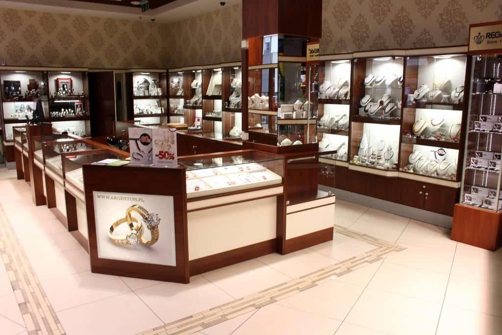 Salon Jubilerski Argentum Biżuteria w Płocku Galeria Mosty